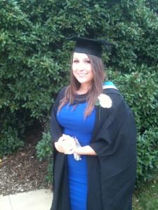 Elilshia Graduation